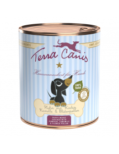 PATE TERRACANIS  CHIOT POULET 400G