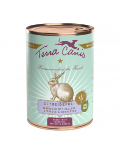 PATE TERRACANIS SANS CEREALES LAPIN 400G
