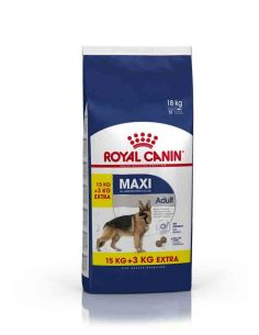 MAXI ADULT 15+3KG EXTRA ROYAL CANIN