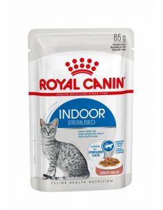 PATE CHAT INDOOR ROYAL CANIN 12X85G