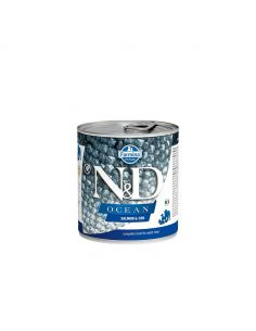 N&D Ocean Saumon & Morue Chien 285G