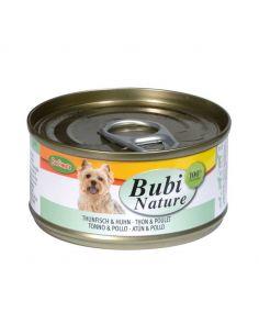 Bubi nature thon & poulet 70G chien