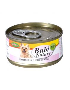 Bubi nature filets de poulet 70G chien