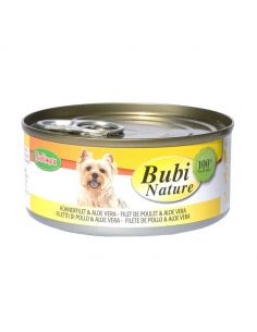 Bubi Nature Filet de Poulet & Aloe vera 150G chien