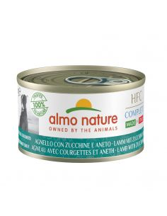 Almo Nature HFC Complete agneau courgette 85G