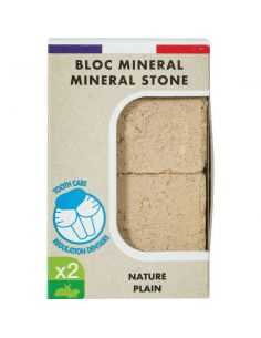 BLOC MINI EDEN NATURE 200G ZOLUX