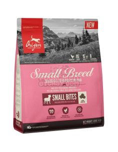 CROQUETTE ORIJEN SANS CEREALES CHIEN SMALL BREED