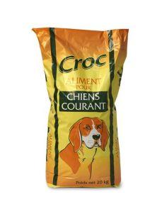 CHIEN COURANT CROC CHASSE 20 KG