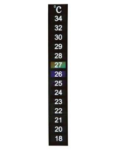 Thermomètre digital autocollant