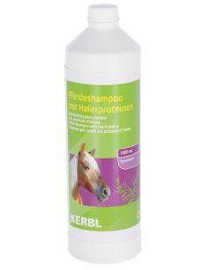 Shampoing aux protéines d'avoine pour chevaux