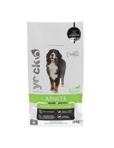 YOCK NUTRITION ADULTE GRAND CHIEN 15KG