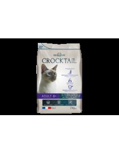 Crocktail chat stérilisé + de 8 ans