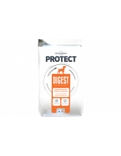 Protect digest chien